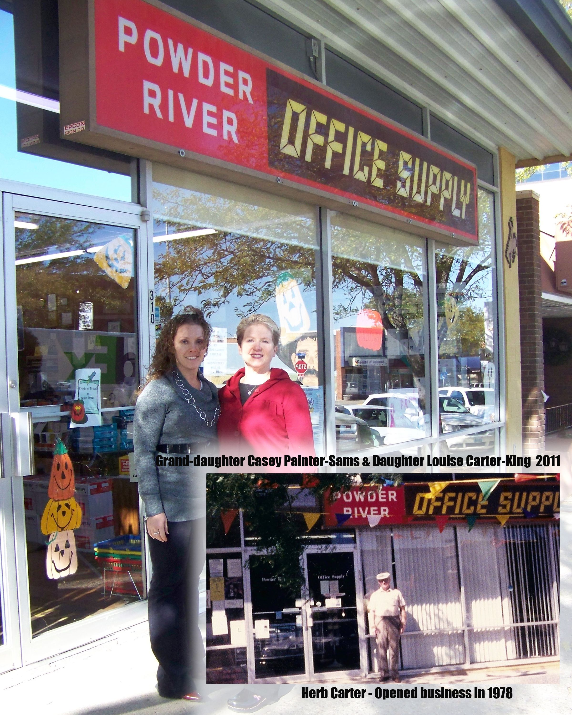 Powder River Office Supply Inc Downtown Gillette Wy