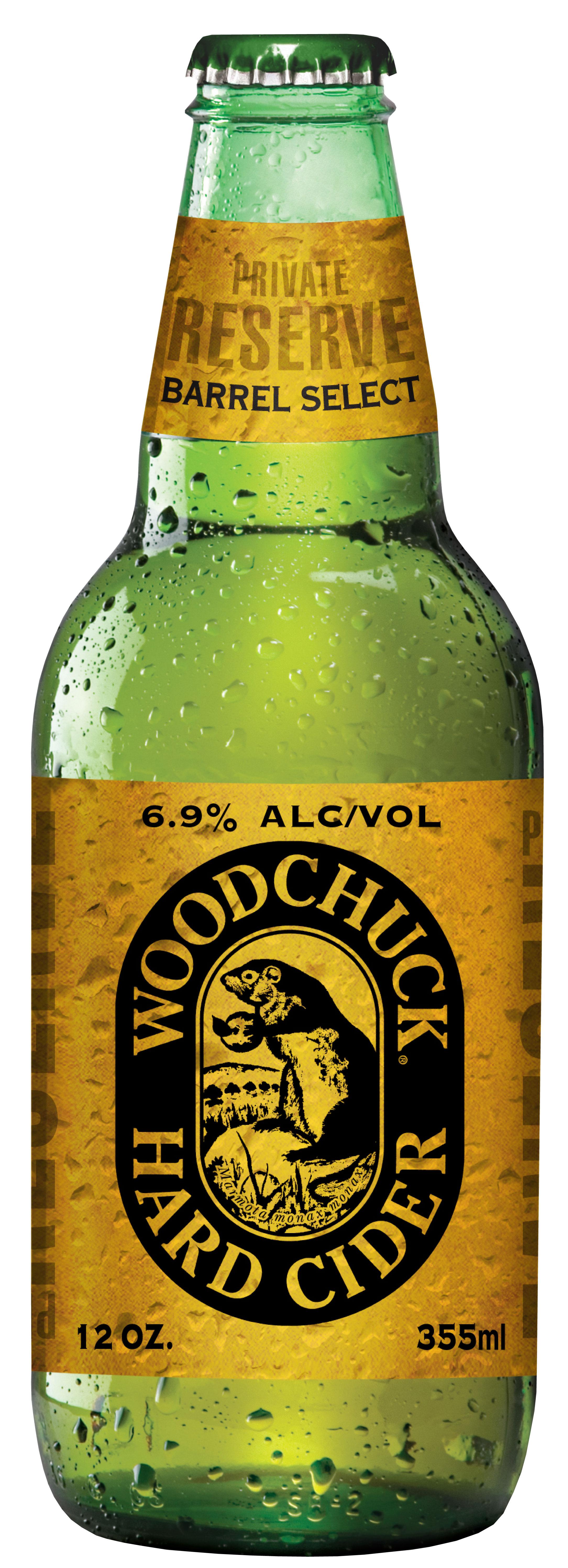 Woodchuck cider