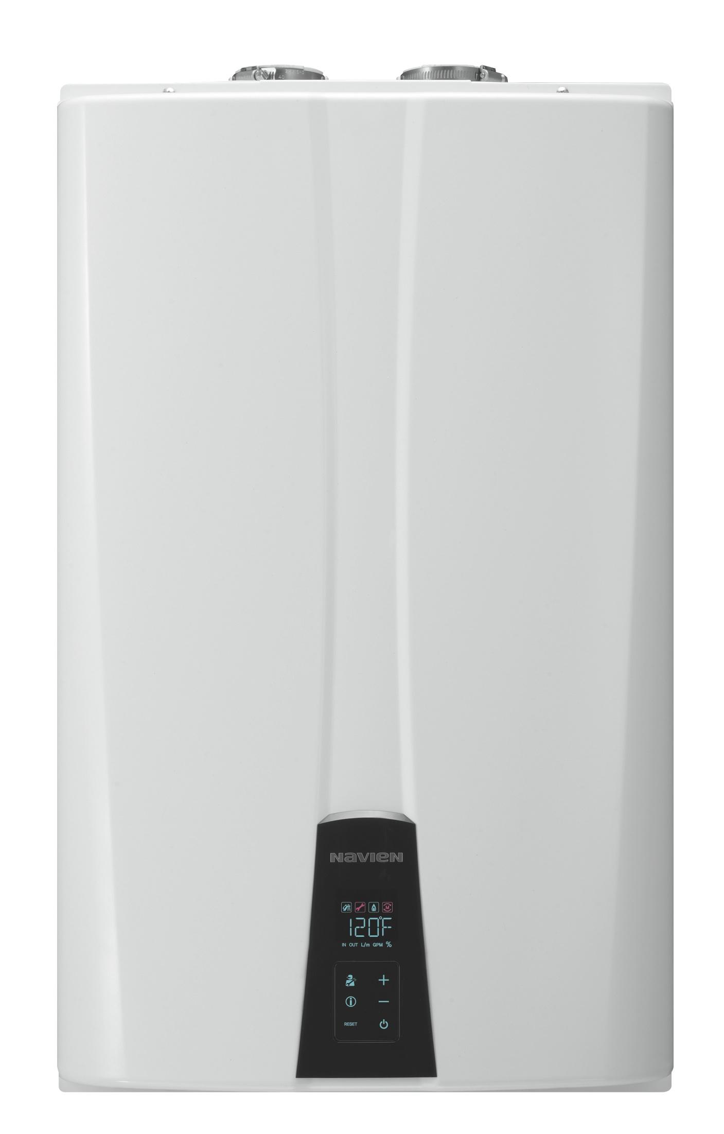 Navien Water Heater Home Decor